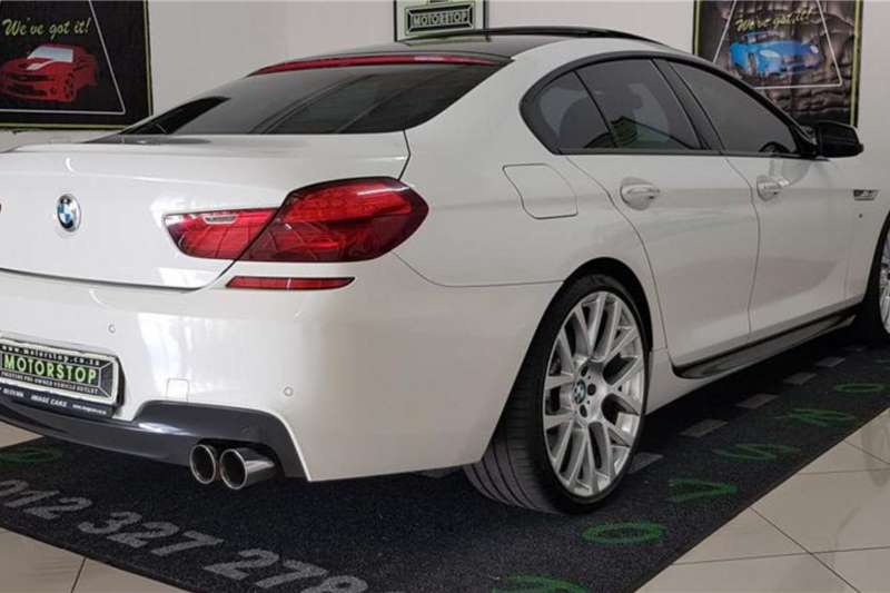 Used 2014 BMW 6 Series 640d coupe M Sport