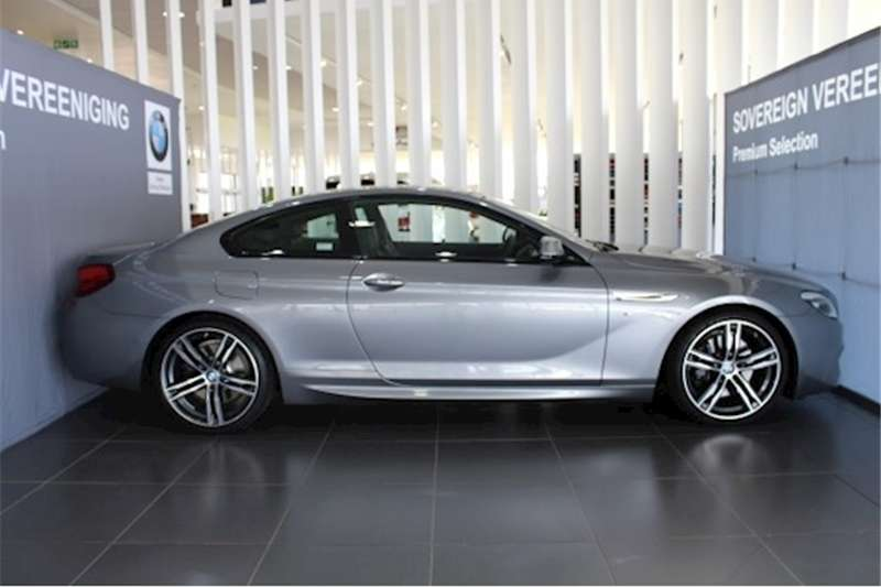 BMW 6 Series 640d coupe M Sport