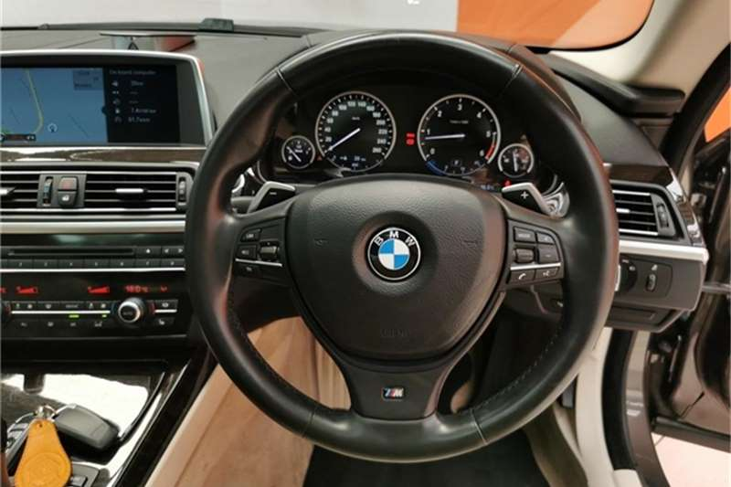 Used 2013 BMW 6 Series 640d Gran Coupe