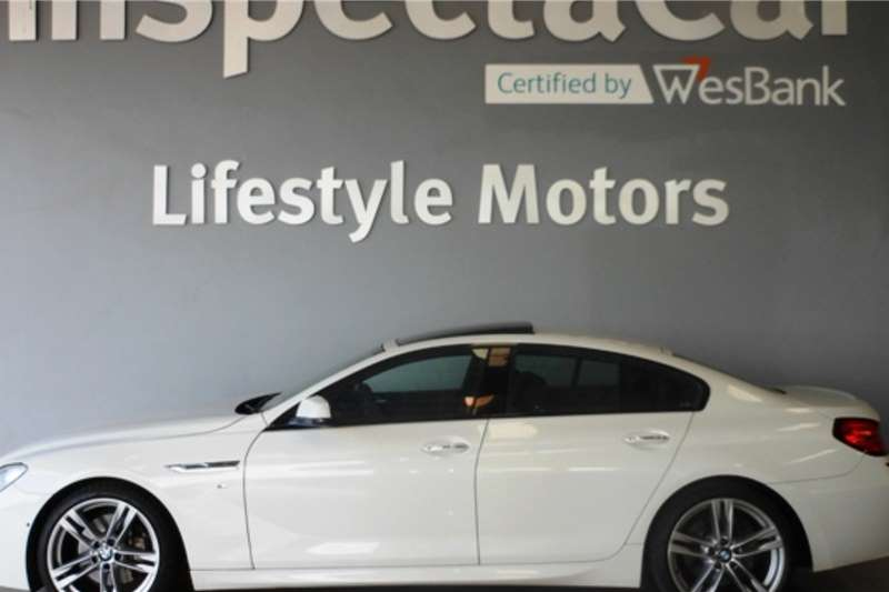 BMW 6 Series 640d Gran Coupe M Sport 2013
