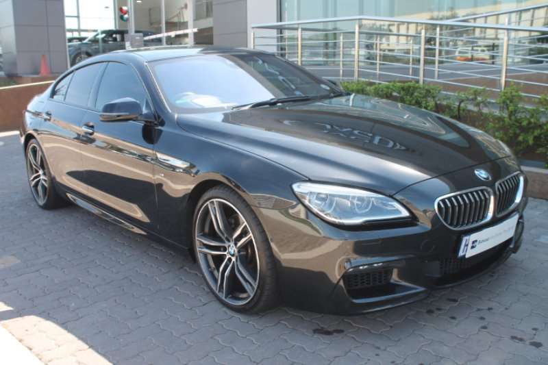 BMW 6 Series 640d Gran Coupe M Sport 2017