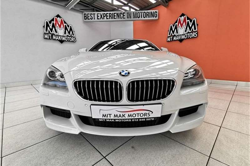 Used 2015 BMW 6 Series 640i Gran Coupe M Sport