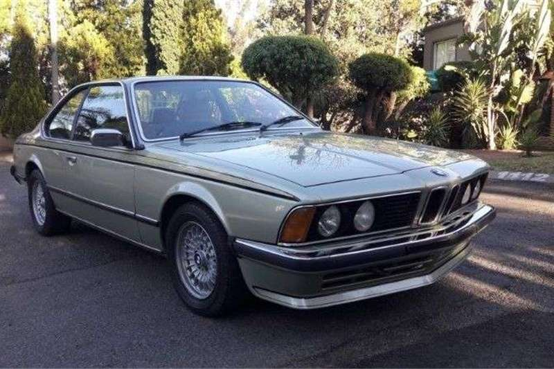 BMW 6 Series 645Ci 1982