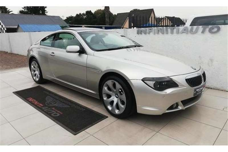 BMW 6 Series 645Ci Auto 2005