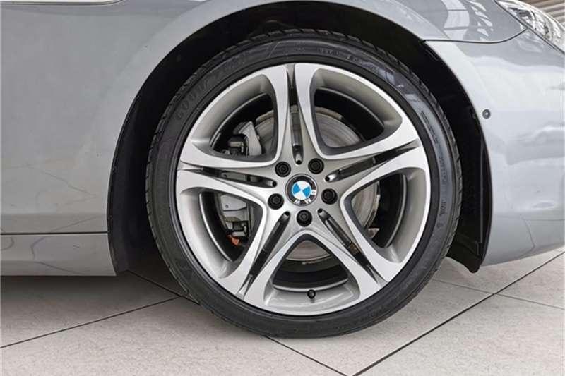 Used 2012 BMW 6 Series 650i coupé