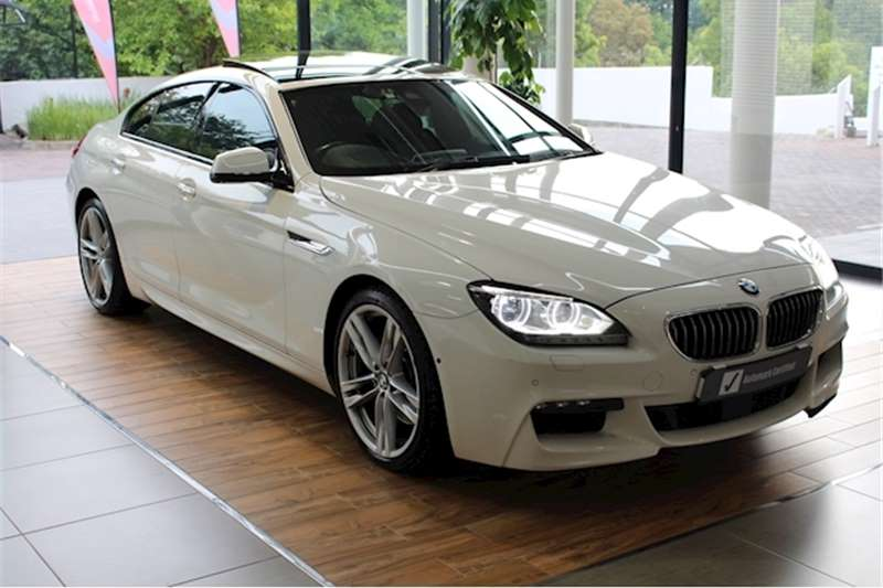 BMW 6 Series 650i coupé 2013