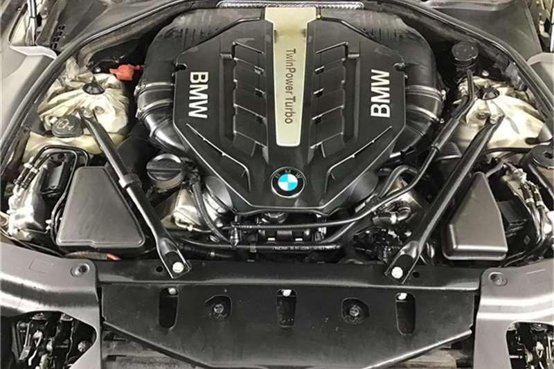 BMW 6 Series 650i coupé 2014