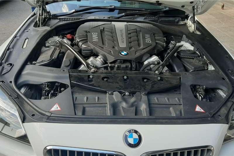 BMW 6 Series 650i coupé M Sport 2013