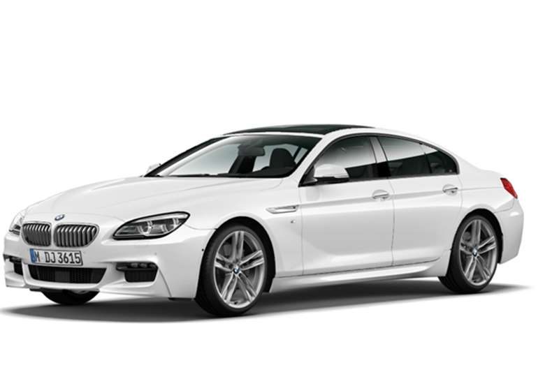 BMW 6 Series 650i Gran Coupe 2017