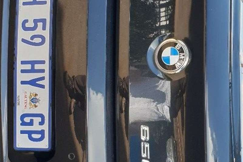 BMW 6 Series 650i Gran coupe M Sport 2013