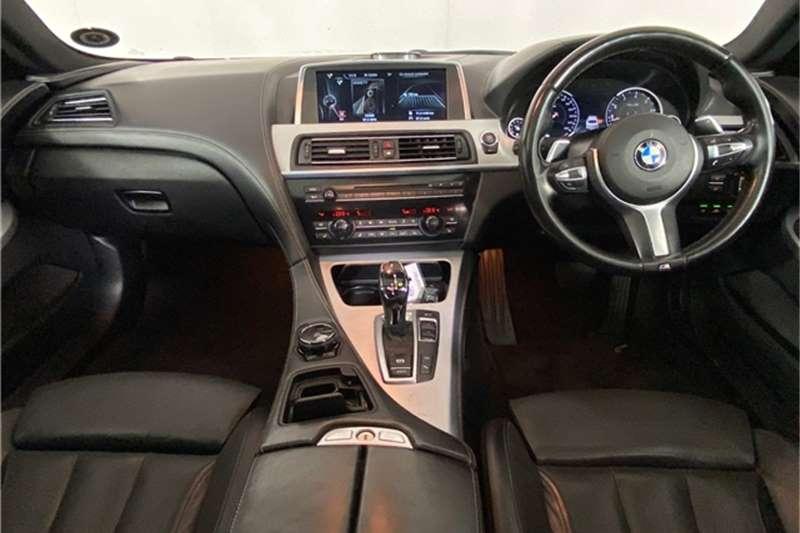 2015 BMW 6 Series 650i Gran Coupe M Sport