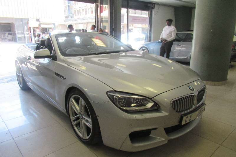 Used 2013 BMW 6 Series Convertible 640i CONVERT M SPORT A/T (F12)