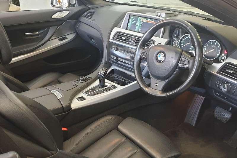 BMW 6 Series Convertible 650i CONVERT A/T (F12) 2013
