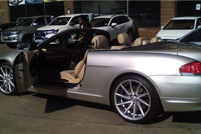Used 2009 BMW 6 Series Convertible 650i CONVERT M SPORT A/T (F12)