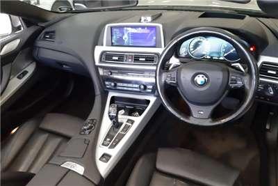 BMW 6 Series Convertible 650i CONVERT M SPORT A/T (F12) 2013