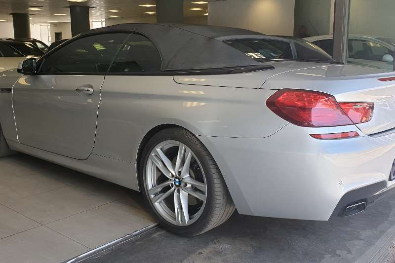 2013 BMW 6 Series convertible 650i CONVERT A/T (F12)