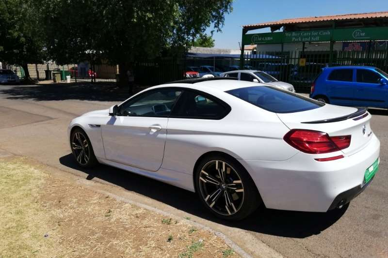 BMW 6 Series coupe 640D COUPE (F13) 2012