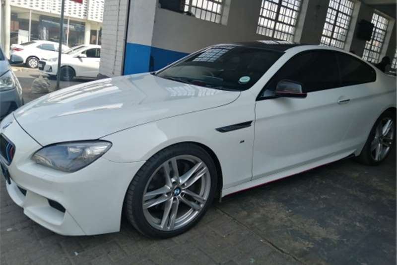 Used 2014 BMW 6 Series Coupe 640D COUPE (F13)