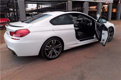 BMW 6 Series coupe 640D COUPE M SPORT A/T (F13) 2012