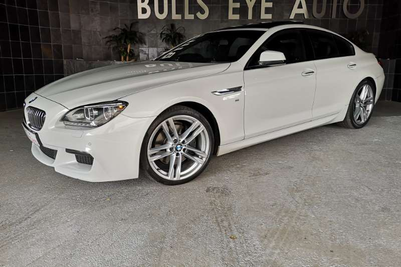 BMW 6 Series Coupe 640D COUPE M SPORT A/T (F13) 2014