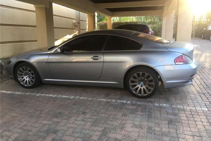Bmw 6 Series Coupe For In