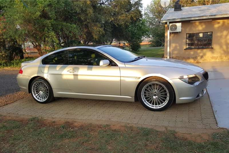 BMW 6 Series Coupe 650i COUPE (F13) 2006