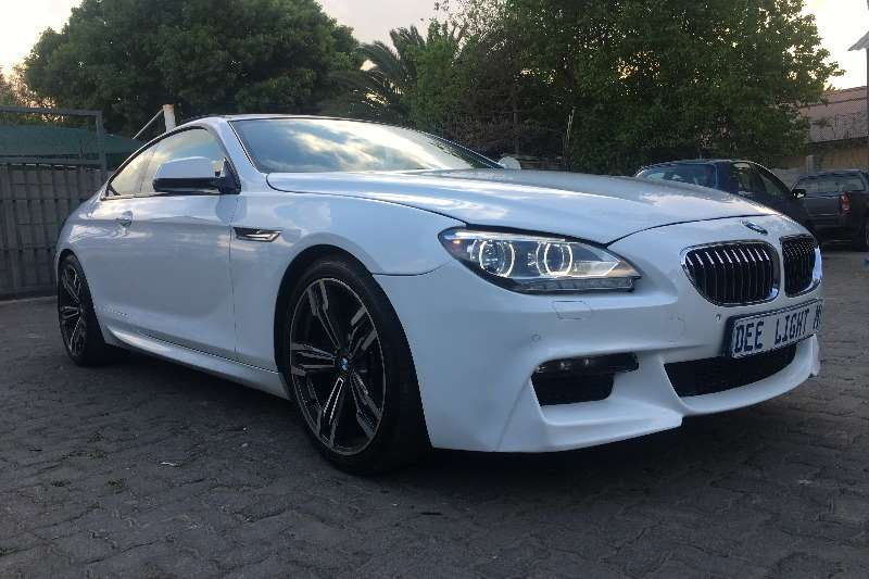 2013 BMW 6 Series coupe 640i COUPE M SPORT A/T (F13)