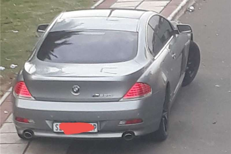 Used 0 BMW 6 Series Coupe
