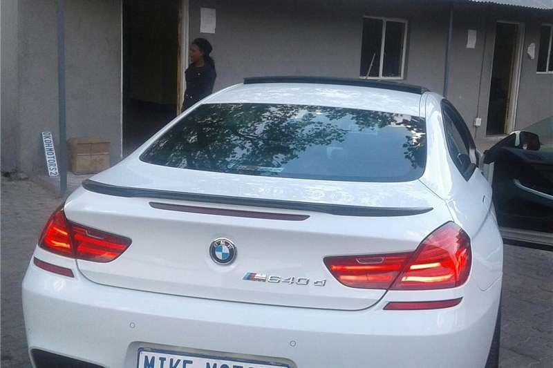 BMW 6 Series Gran Turismo 640i x DRIVE GRAN TURISMO M SPORT (G32) 2012