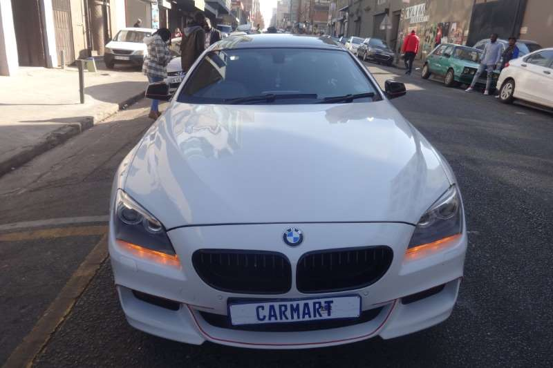 2014 BMW 6 Series 640d coupe
