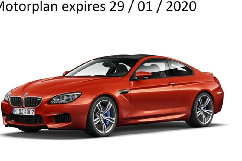2013 BMW 6 Series M6 coupe