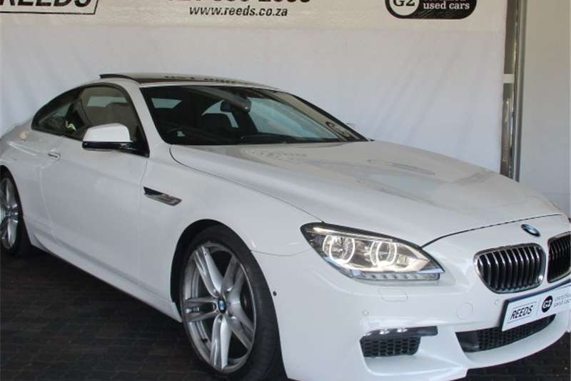 2014 BMW 6 Series 640d coupé