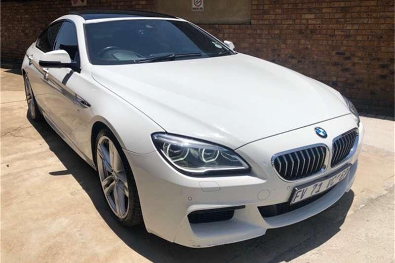 2017 BMW 6 Series 640d Gran Coupe M Sport