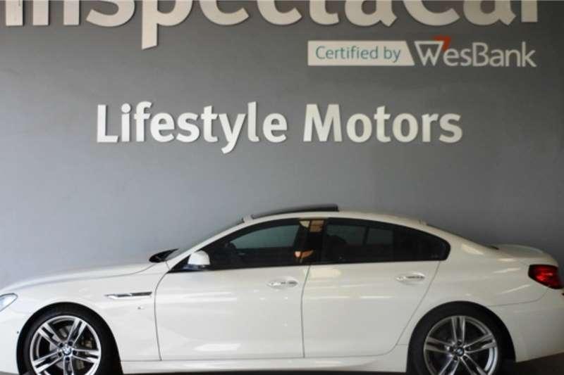 2013 BMW 6 Series 640d Gran Coupe M Sport