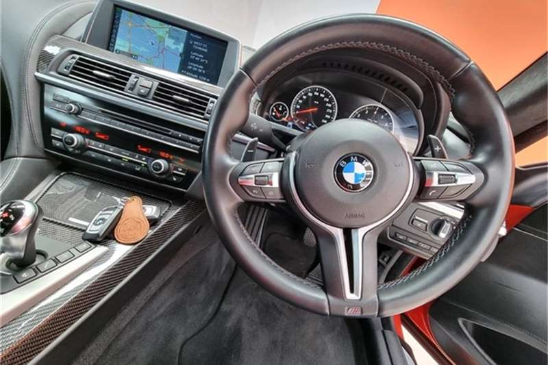 Used 2012 BMW 6 Series M6 coupe