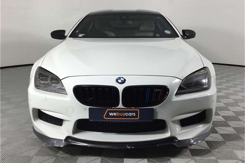 Used 2013 BMW 6 Series M6 Gran Coupe