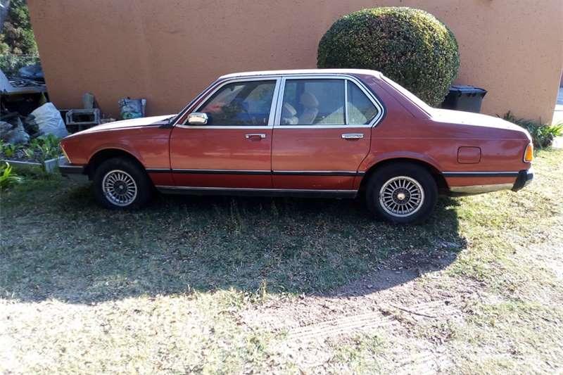 BMW 7 Series 730d 1981