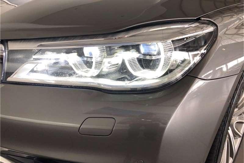 BMW 7 Series 730d 2016