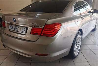 BMW 7 Series 730d A/T 2009