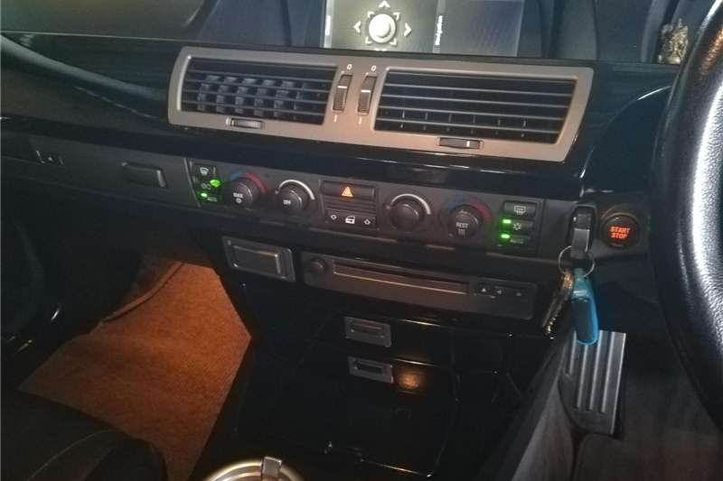 BMW 7 Series 730d Extended Individual 2003