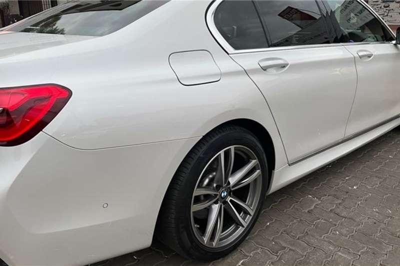 Used 2016 BMW 7 Series 730d Individual
