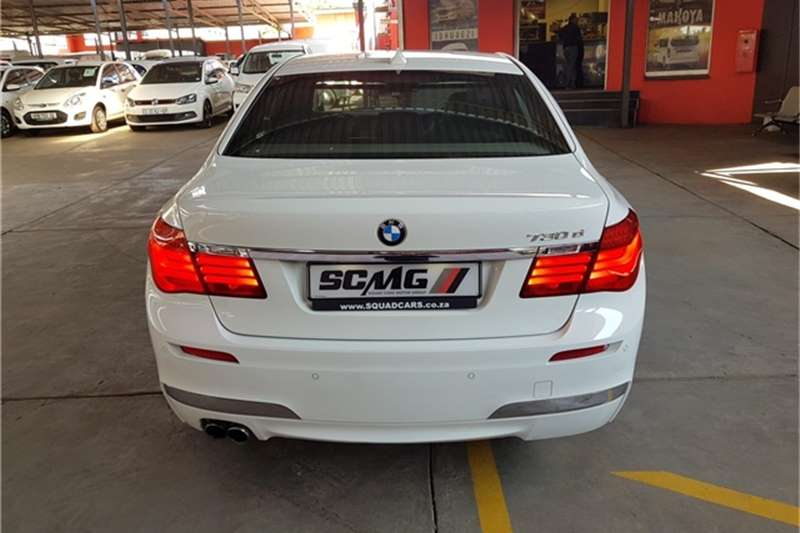 BMW 7 Series 730d M Sport 2012