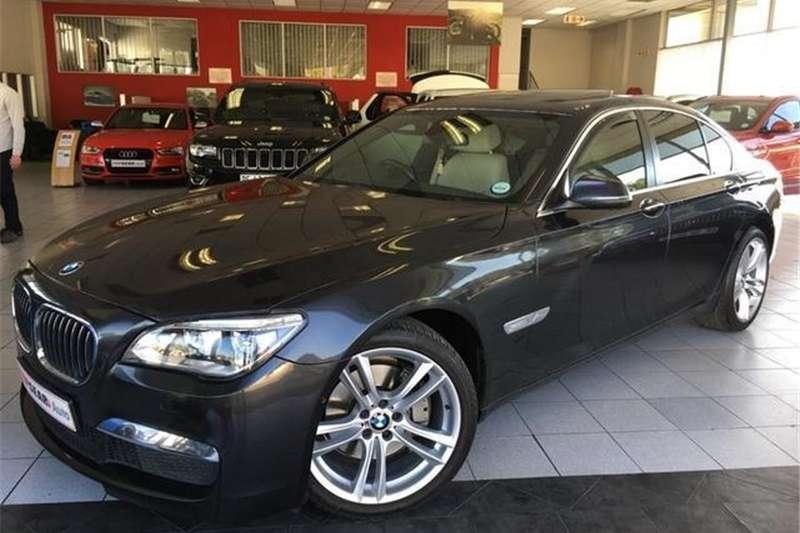 BMW 7 Series 730d M Sport 2013