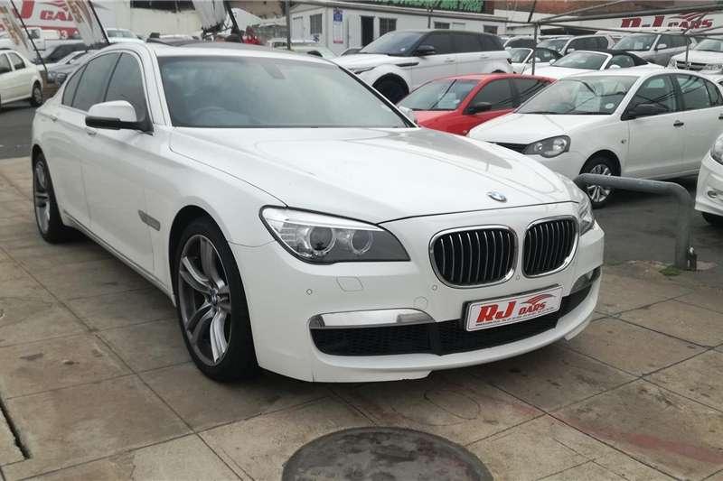 BMW 7 Series 730d M Sport 2014