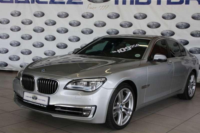 Used 2015 BMW 7 Series 730d M Sport