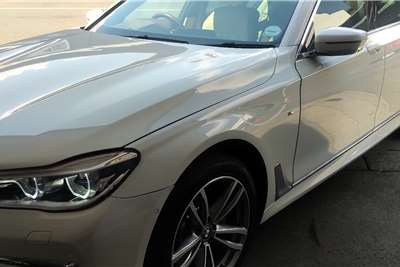 Used 2016 BMW 7 Series 730d M Sport
