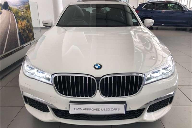 Used 2018 BMW 7 Series 730d M Sport
