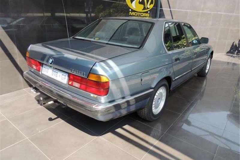 BMW 7 Series 735i 1988