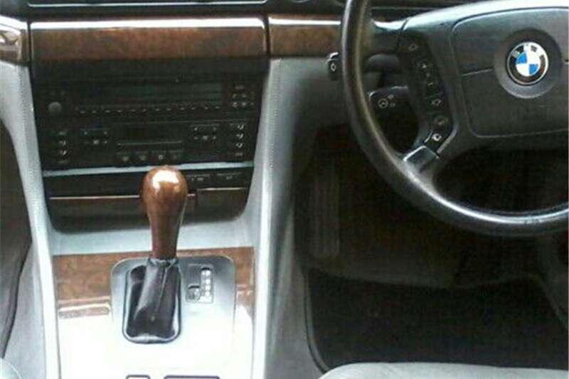 BMW 7 Series 740i 1998