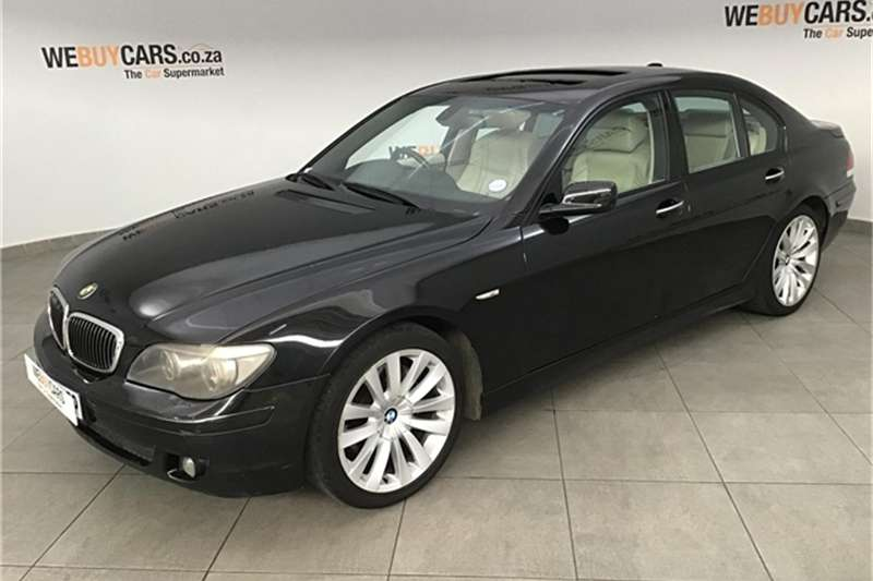 BMW 7 Series 740i 2005